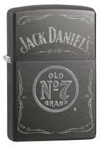 Isqueiro Zippo Grey Dusk Jack Daniels Stamp Ref 29150 -