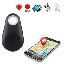 Itag Mini Rastreador Chaveiro Localizador Bluetooth Antiperd - Variada