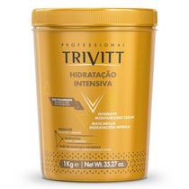 Itallian Color Máscara De Hidratação Intensiva Trivitt - 1kg - Nova Embalagem e Ainda Melhor -