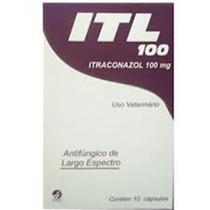 ITL Antifungico 100MG - 10/comprimidos - Geral