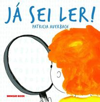 Já Sei Ler! - Brinque-book