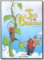 Jack and the beanstalk - set with cd - primary rea - Fundamento -