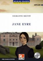 Jane eyre - with audio cd + free online activities - n/e - Disal editora -