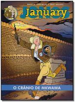 January Jones: O Crânio De Mkwawa - Buzz