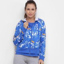 Jaqueta Adidas Farm Print Feminina -