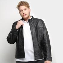 Jaqueta Broken Rules Lisa Plus Size Masculina -