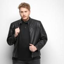 Jaqueta Broken Rules Plus Size Masculina -