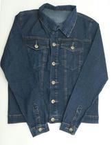 Jaqueta Jeans ModaB Casual Masculino Adulto - One Jeans