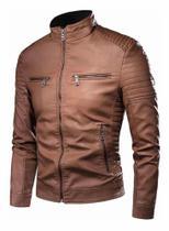Jaqueta Masculina Moto Moderna -M - Fabricação Propria