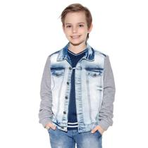 Jaqueta masculina planet kids current jeans 4857 in18 - Playgro