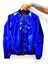 Jaqueta Metalizada Blue - Meijor