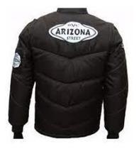 Jaqueta moto arizona refletiva /jaqueta frio motoqueiro(a) (motage racing) -