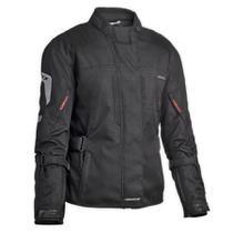 Jaqueta Motociclista Feminina Texx Force Lady 100% Impermeavel Preta - 3G -