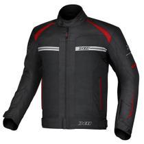 Jaqueta one 2 nylon preto/vermelho (p) - x11 -