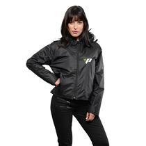 Jaqueta Pantaneiro Nylon Inverno Impermeável Moto Feminina -