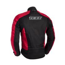 Jaqueta Texx Ronin Masculina Vermelha L -