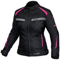 Jaqueta x11 one 2 feminina rosa -