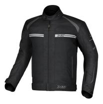 Jaqueta X11 One 2 Masculina Preta Motociclista Impermeável -