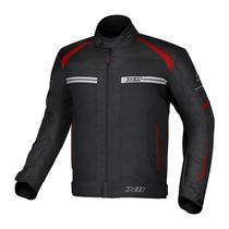 Jaqueta X11 One 2 Motociclista Impermeável Proteção Vermelho -