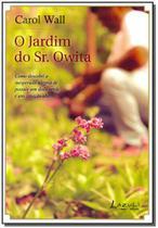 Jardim do Sr. Owita, O - Lazuli editora