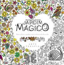 Jardim magico - Ediouro