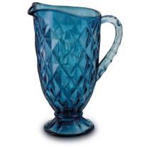Jarra Azul Vitral Verre - TC19098 - Mimo Style