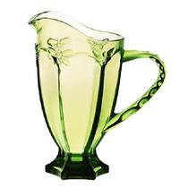 Jarra de vidro 1,2l verde libélula dynasty -