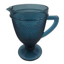 Jarra de vidro azul 1,1 l - Btc
