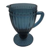 Jarra de vidro azul 1,5 l - Btc