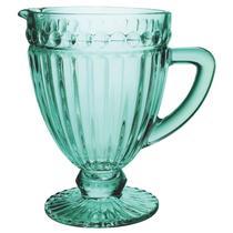 Jarra de Vidro Empire Azul Tifanny 1 litro Lyor -