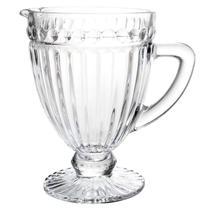 Jarra de Vidro Empire Transparente 1 litro Lyor -