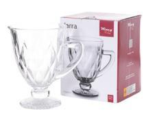 Jarra de Vidro Transparente para Suco ou Água 1150ml - Wincy -