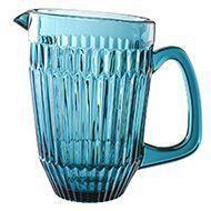 Jarra em vidro para água/suco 1,6l Bretagne Azul- L'hermitage -
