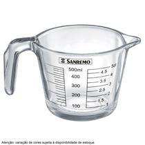 Jarra Medidora 500 ml de Vidro Sanremo -