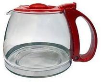 Jarra original para cafeteira cp 15 inox britânia vermelha -
