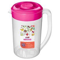 Jarra plástica para água 3,8 litros San Remo -