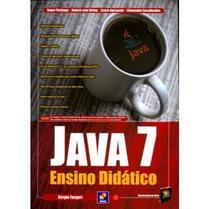 Java 7 - Ensino Didático - Editora érica