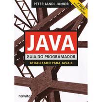 Java Guia do Programador - 3ª Edição - NOVATEC