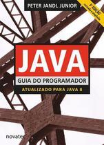 Java - guia do programador - Novatec