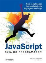 JavaScript - Guia do programador - Novatec Editora
