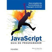 Javascript - Guia do Programador - Novatec -
