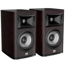 JBL Studio 620 Par de caixas acústicas Bookshelf para Home Theater -