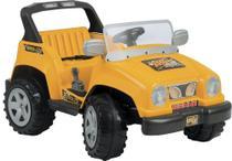 Jeep Full Power Elétrico Amarelo Biemme -