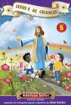 Jesus e as Crianças 5 - Intelítera