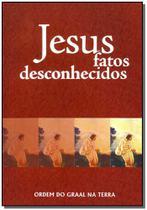 Jesus - Fatos Desconhecidos - Ordem do graal -