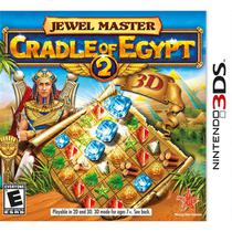Jewel Master Cradle Of Egypt 2 Nintendo 3Ds D3publisher -