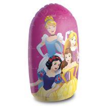 João Bobo Inflável - Princesas Disney - 50 cm - Etilux -