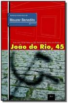 Joao do rio, 45 - Limiar