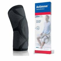 Joelheira Premium Actimove Genumotion XXG Grafite- Bsn Medical -