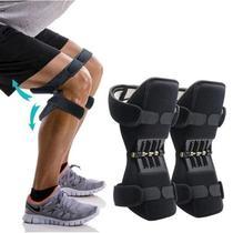 Joelhos Force Apoio Suporte Joelheira Ajuda Articulação Exercicio - Ab Midia